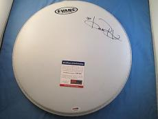 Kate Hudson Almost Famous Signed Evans Drumhead PSA DNA COA Autograph