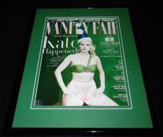 Kate McKinnon Framed 11x14 ORIGINAL 2017 Vanity Fair Magazine Cover SNL