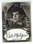 Kate Mulgrew As Arachina The Complete Star Trek Voyager Autograph Card