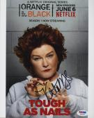 Kate Mulgrew SIGNED 8x10 Photo Galina Orange Is The New Black PSA/DNA AUTOGRAPH