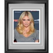Kate Upton Framed 8x10 Photo