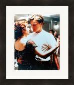 Kate Winslet and Leonardo DiCaprio 8x10 photo (Titanic) Image #2 Matted & Framed