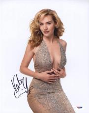Kate Winslet SIGNED 11x14 Photo Divergent Titanic HOT PSA/DNA AUTOGRAPHED