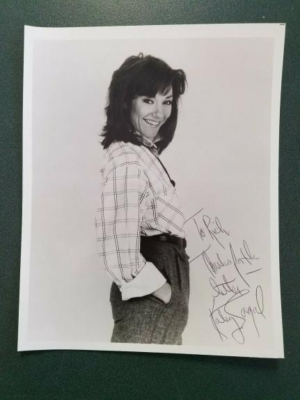Katey Sagal-signed photo -- JSA COA -- Pose 5