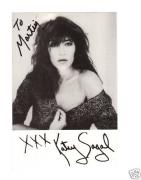 Katey Sagel-signed photo- Pose 60 - JSA COA