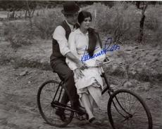 KATHARINE ROSS HAND SIGNED 8x10 PHOTO+COA      WITH PAUL NEWMAN    BUTCH CASSIDY