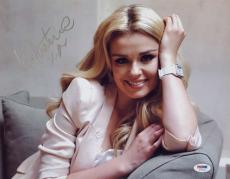 Katherine Jenkins Signed 11x14 Photo Opera Singer DWTS PSA T70100 Autograph