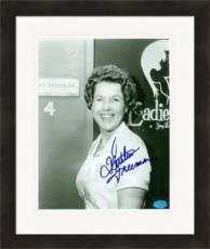 Kathleen Freeman autographed 8x10 photo (Actress Seen in 100s of roles Penguin Nun in Blues Brothers) #671 Matted & Framed
