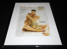 Katy Perry 2004 Next Big Thing Framed 11x14 Photo Display