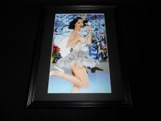 Katy Perry 2010 Los Angeles concert Framed 11x14 Photo Display