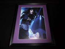 Katy Perry 2010 Los Angeles concert Framed 11x14 Photo Display B