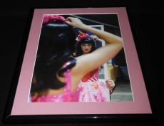 Katy Perry adjusting hair Framed 11x14 Photo Display