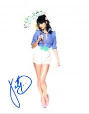 Katy Perry Autographed 8x10 Photo UACC RD Coa AFTAL