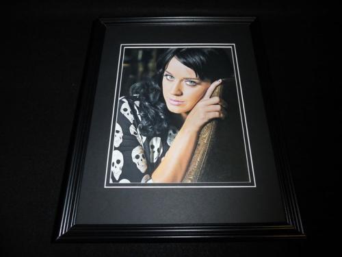 Katy Perry Framed 11x14 Photo Display