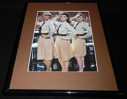 Katy Perry Keri Hilson Jennifer Nettles Divas Salute Framed 11x14 Photo Display