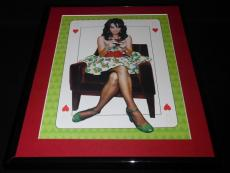 Katy Perry Queen Framed 11x14 Photo Display
