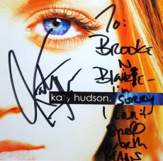 Katy Perry Signed AUTHENTIC AUTOGRAPH PSA/DNA Certified Katy Hudson