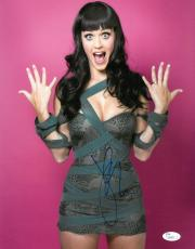 Katy Perry Signed Authentic Autographed 11x14 Photo JSA #S04503