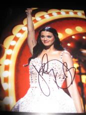 KATY PERRY SIGNED AUTOGRAPH 8x10 PHOTO ROAR IN PERSON PROMO IN PERSON COA J