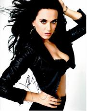 Katy Perry Signed - Autographed Sexy Pop singer - songwriter 11x14 inch Photo - Guaranteed to pass PSA or JSA