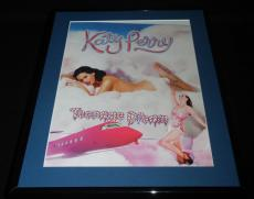 Katy Perry Teenage Dream Framed 11x14 Photo Display