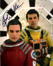 "KEIR DULLEA as DR. DAVE BOWMAN in ""2001: A SPACE ODYSSEY"" Signed 8x10 Color Photo"