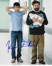 Keir Gilchrist signed It's Kind of a Funny Story 8x10 photo w/coa Craig #5