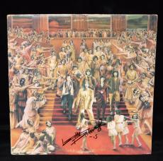 Keith Richards Autographed Inscribed Album Cover Psa Auto 10 Grade Psa/dna Loa