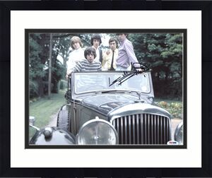 Keith Richards Rolling Stones Signed 11X14 Photo PSA/DNA #AB03334
