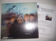 KEITH RICHARDS (Rolling Stones) Signed BETWEEN THE BUTTONS  Album w/ Beckett LOA