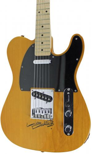 Keith Richards Rolling Stones Signed Fender Telecaster Guitar PSA/DNA #AA01995
