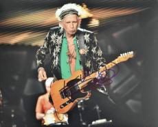 Keith Richards Signed - Autographed The Rolling Stones Guitarist 8x10 inch Photo - Guaranteed to pass PSA or JSA
