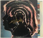 Keith Richards Signed Hot Rocks Album Rolling Stones Beckett Bas Coa #a02110