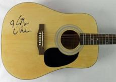 Keith Urban Country Music Signed Acoustic Guitar Autographed Psa/dna #w46444