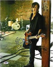 Keith Urban Signed Authentic Autographed 11x14 Photo PSA/DNA #AB39532