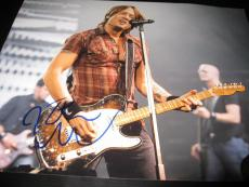 KEITH URBAN SIGNED AUTOGRAPH 11x14 PHOTO COUNTRY MUSIC GUITAR SEXY HUNK CONCERT