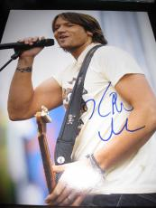 KEITH URBAN SIGNED AUTOGRAPH 11x14 PHOTO RARE COUNTRY MUSIC IN PERSON COA RARE D