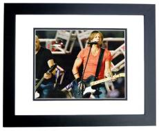 Keith Urban Signed - Autographed Country Singer 8x10 Photo - BLACK CUSTOM FRAME