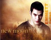 Kellan Lutz Autographed New Moon Signed Photo UACC RD AFTAL