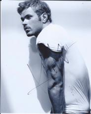 Kellan Lutz Signed Autographed 8x10 Photo Twilight Hercules Calvin Klein A