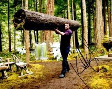 Kellan Lutz Signed - Autographed Twilight Emmett Cullen 8x10 Photo