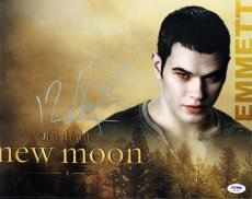 Kellan Lutz Twilight New Moon Signed 11X14 Photo PSA/DNA #M97491