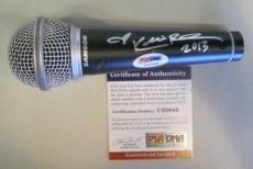 KELLIE PICKLER Signed Mic PSA/DNA/COA Red High Heels~Best Days of Your Life