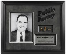 George Kelly Public Enemy Framed Photograph with Bullet