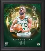 "Kemba Walker Boston Celtics Framed 15"" x 17"" Stars of the Game Collage - Facsimile Signature"