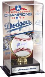 Matt Kemp Los Angeles Dodgers Autographed Baseball