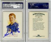 Ken Jennings SIGNED '07 Topps Allen & Ginter Card Jeopardy PSA/DNA AUTOGRAPHED