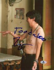 "Ken Jeong Autographed 8"" x 10"" The Hangover Photograph with Tooduloo Inscription - Beckett COA"