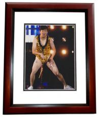 Ken Jeong Signed - Autographed THE HANGOVER 8x10 inch Photo MAHOGANY CUSTOM FRAME - Guaranteed to pass PSA or JSA