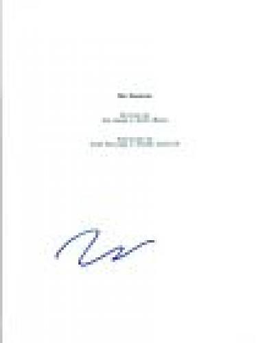 Ken Jeong Signed Autograph THE HANGOVER Full Movie Script COA